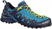 Кроссовки Salewa Wildfire Edge Men's Navy/Fluo Yellow